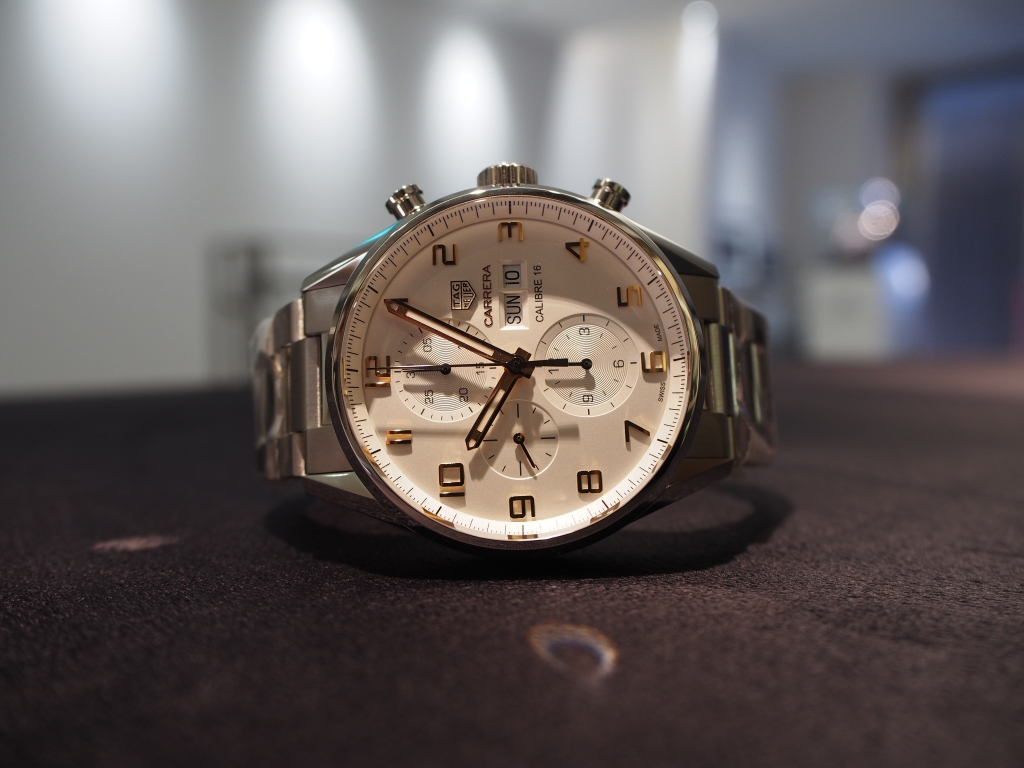 FAIR 開催中!! 「TAG Heuer = クロノグラフ」 part 4 ・ 王道編-TAG Heuer フェア・イベント情報 -PA310421