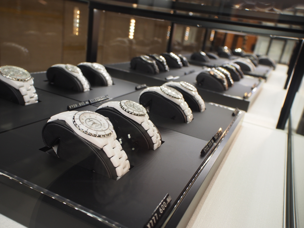 <告知>2018年2月1日(木)よりシャネルの時計が価格改定行います!!!-CHANEL 鹿児島店からのお知らせ スタッフのつぶやき -P1181300