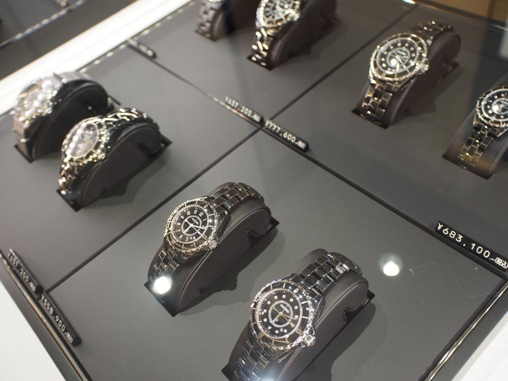 <告知>2018年2月1日(木)よりシャネルの時計が価格改定行います!!!-CHANEL 鹿児島店からのお知らせ スタッフのつぶやき -P1181304