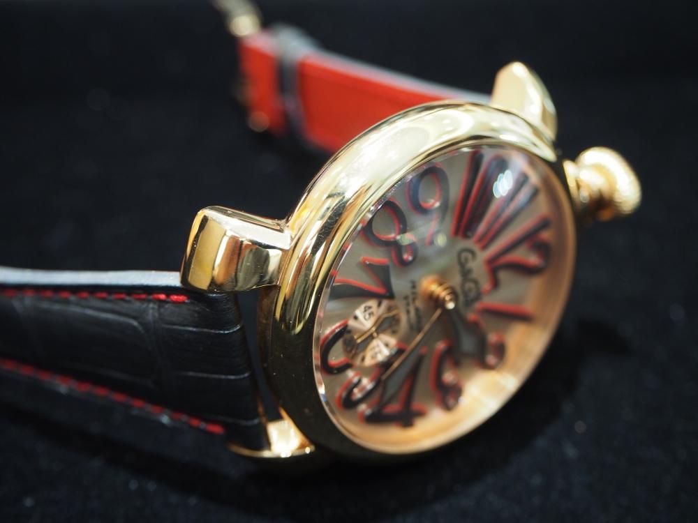 お持ちの時計でもベルトをお作り出来ます!! オーダーメイドストラップ、『ジャン・ルソー』-Jean Rousseau スタッフのつぶやき -P2120354
