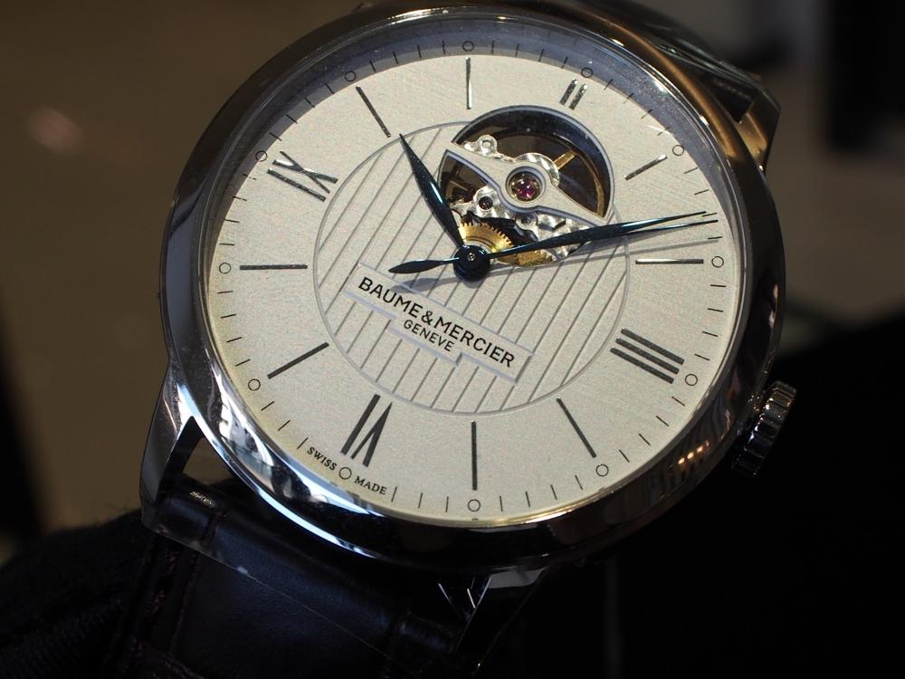 シンプル時計好き必見!!シンプルウォッチの人気モデル特集!!-BVLGARI IWC TAG Heuer BAUME&MERCIER(取扱い終了) スタッフのつぶやき -P3120325
