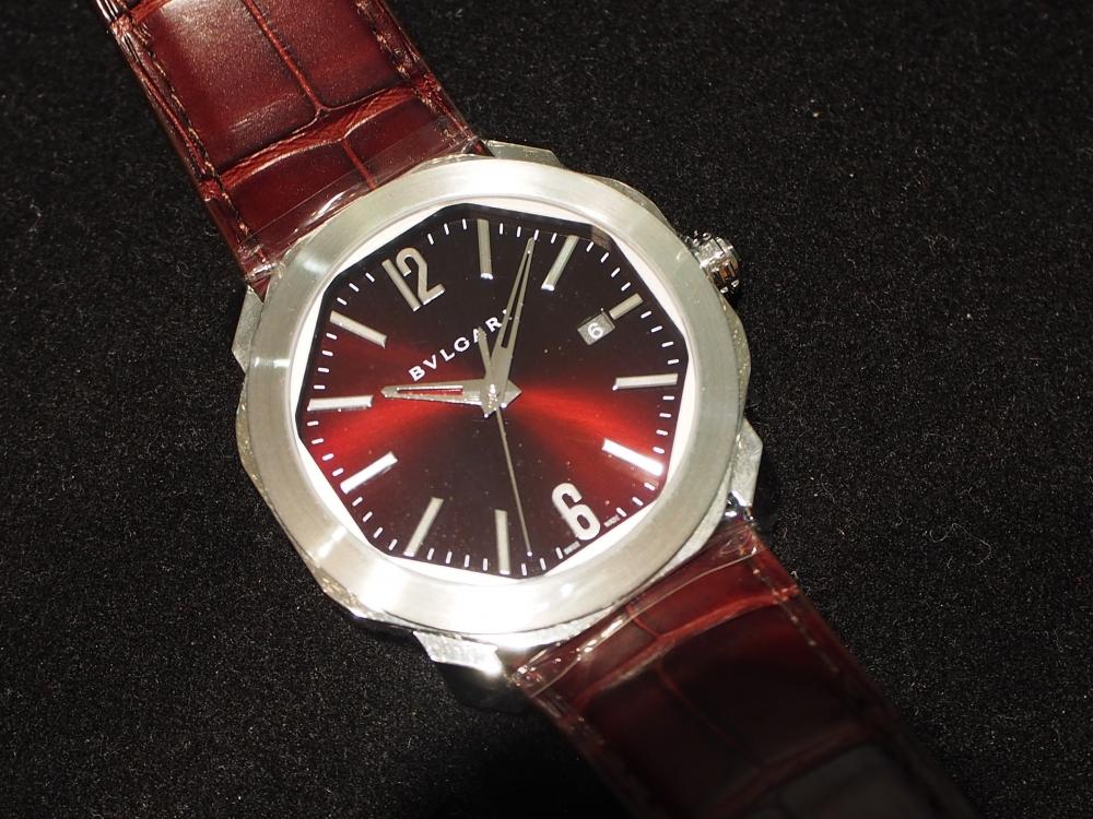 シンプル時計好き必見!!シンプルウォッチの人気モデル特集!!-BVLGARI IWC TAG Heuer BAUME&MERCIER(取扱い終了) スタッフのつぶやき -P3120331