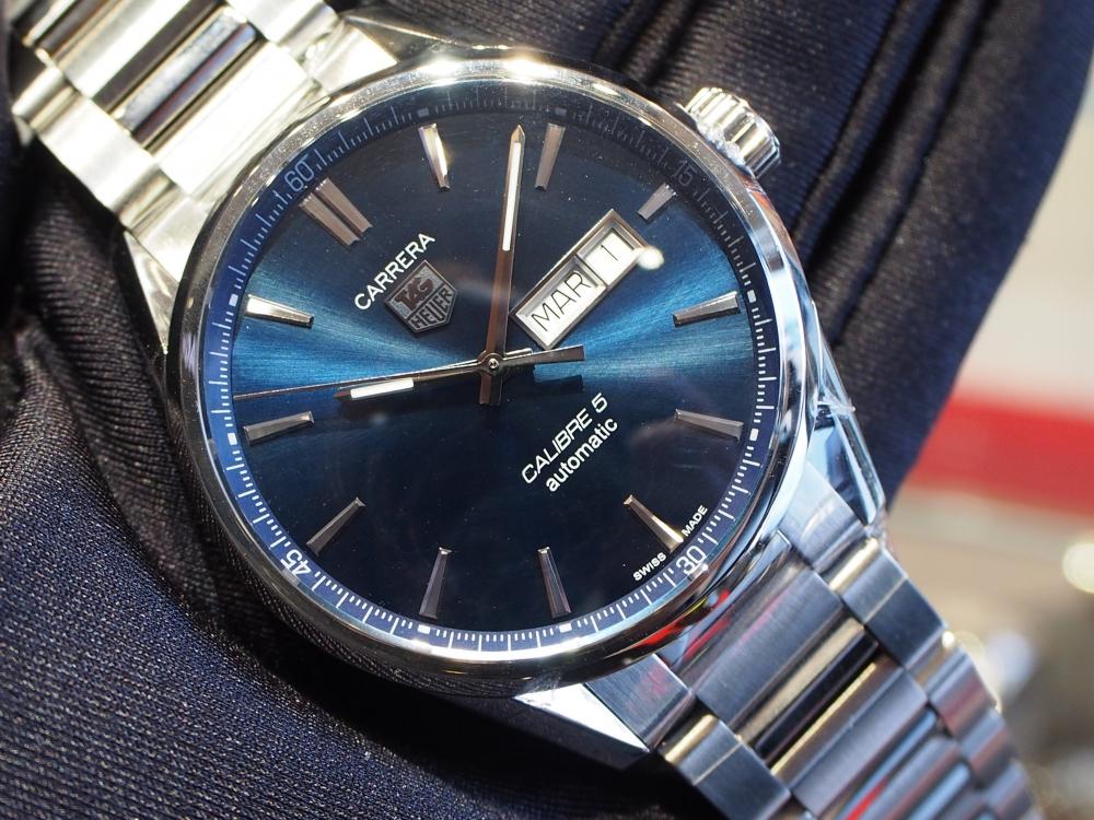シンプル時計好き必見!!シンプルウォッチの人気モデル特集!!-BVLGARI IWC TAG Heuer BAUME&MERCIER(取扱い終了) スタッフのつぶやき -P3120334