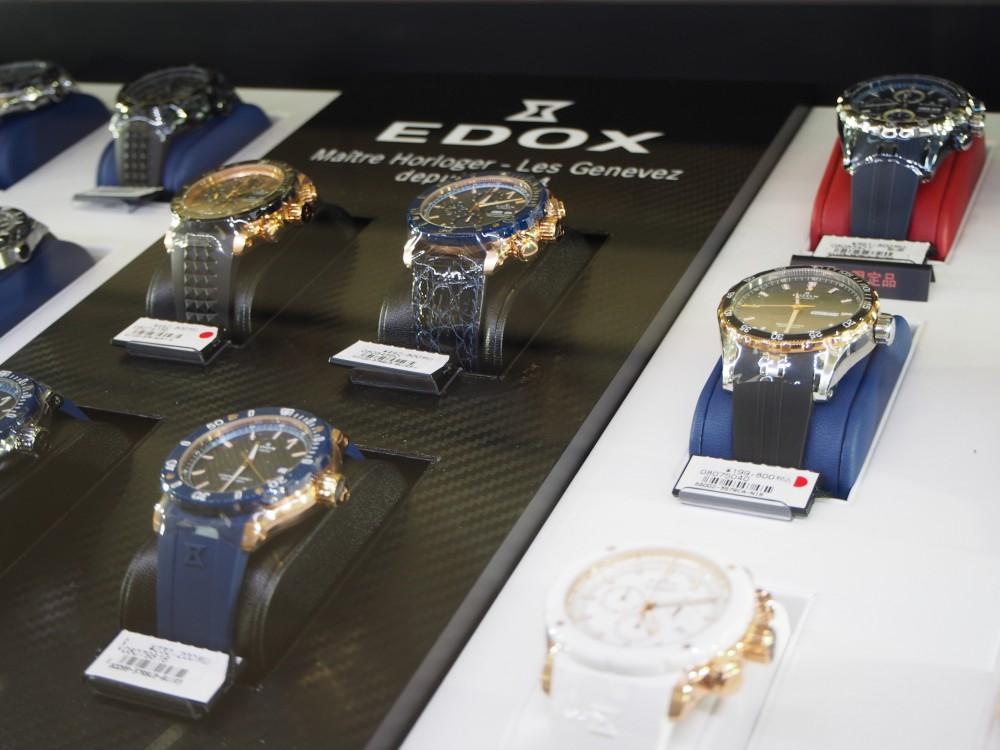 本日は鹿児島店の取り扱い時計ブランドのおさらいです。-鹿児島店からのお知らせ スタッフのつぶやき -P3270790