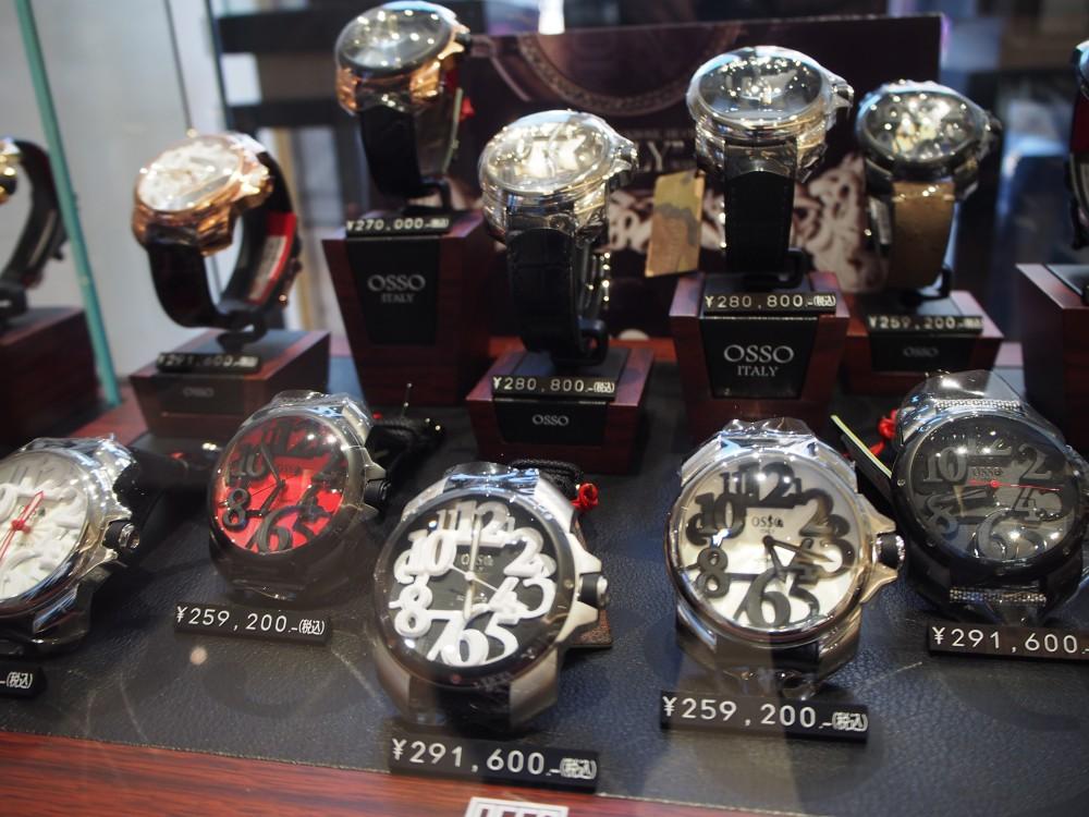 本日は鹿児島店の取り扱い時計ブランドのおさらいです。-鹿児島店からのお知らせ スタッフのつぶやき -P3270792