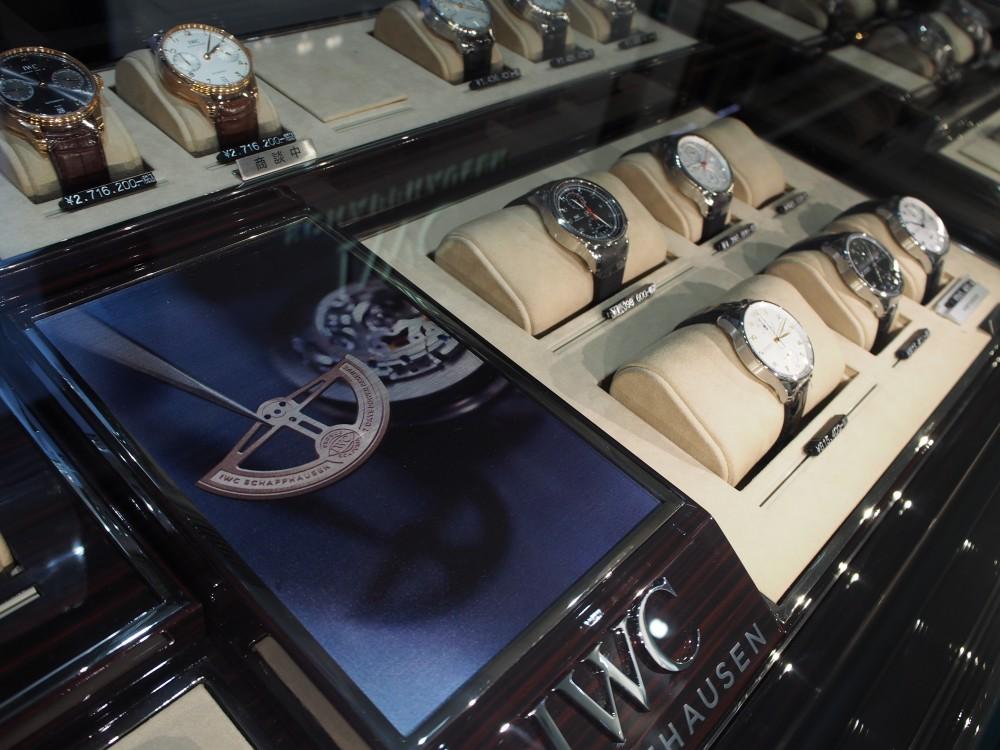 本日は鹿児島店の取り扱い時計ブランドのおさらいです。-鹿児島店からのお知らせ スタッフのつぶやき -P3270793