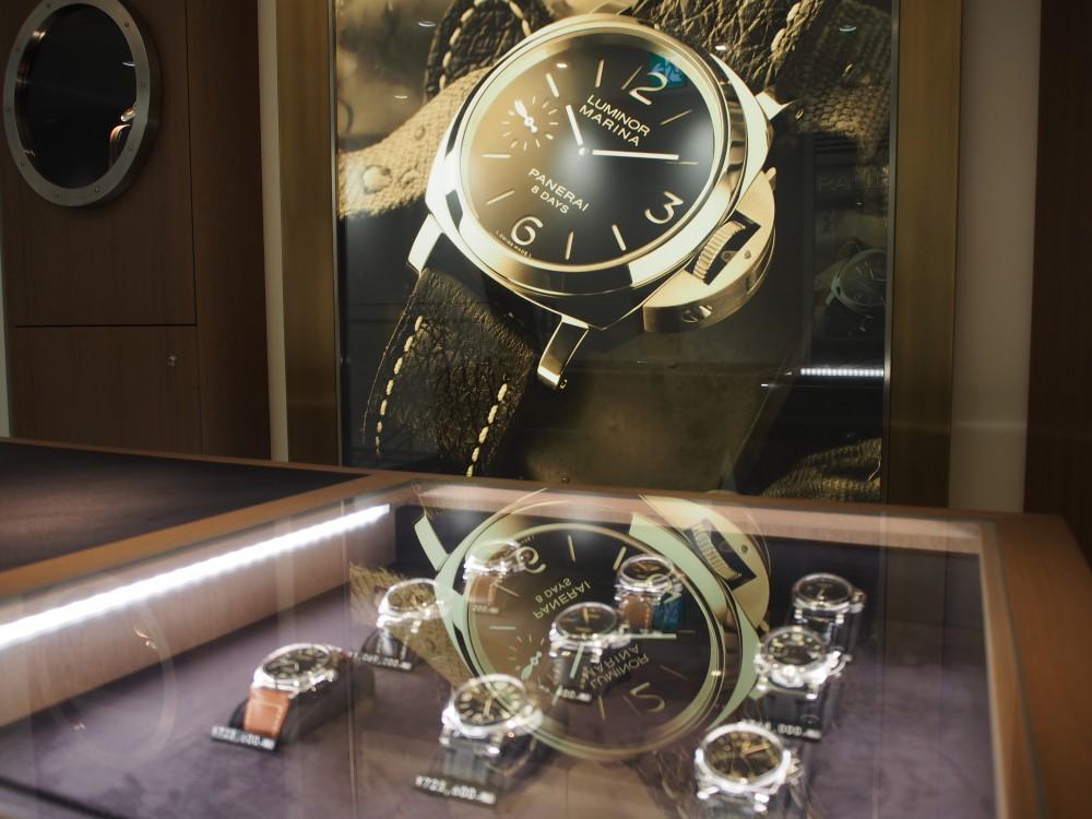 本日は鹿児島店の取り扱い時計ブランドのおさらいです。-鹿児島店からのお知らせ スタッフのつぶやき -P3270794