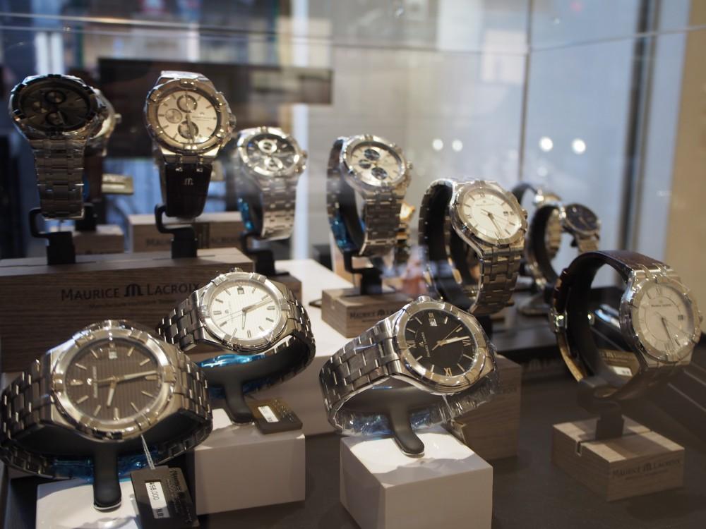 本日は鹿児島店の取り扱い時計ブランドのおさらいです。-鹿児島店からのお知らせ スタッフのつぶやき -P3270803