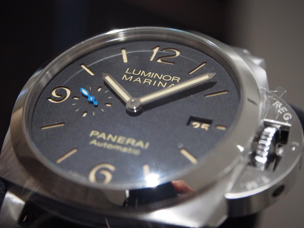 パネライの一番人気モデル PAM01312「ルミノール マリーナ 1950 3デイズ オートマティック アッチャイオ」-PANERAI -P4080894