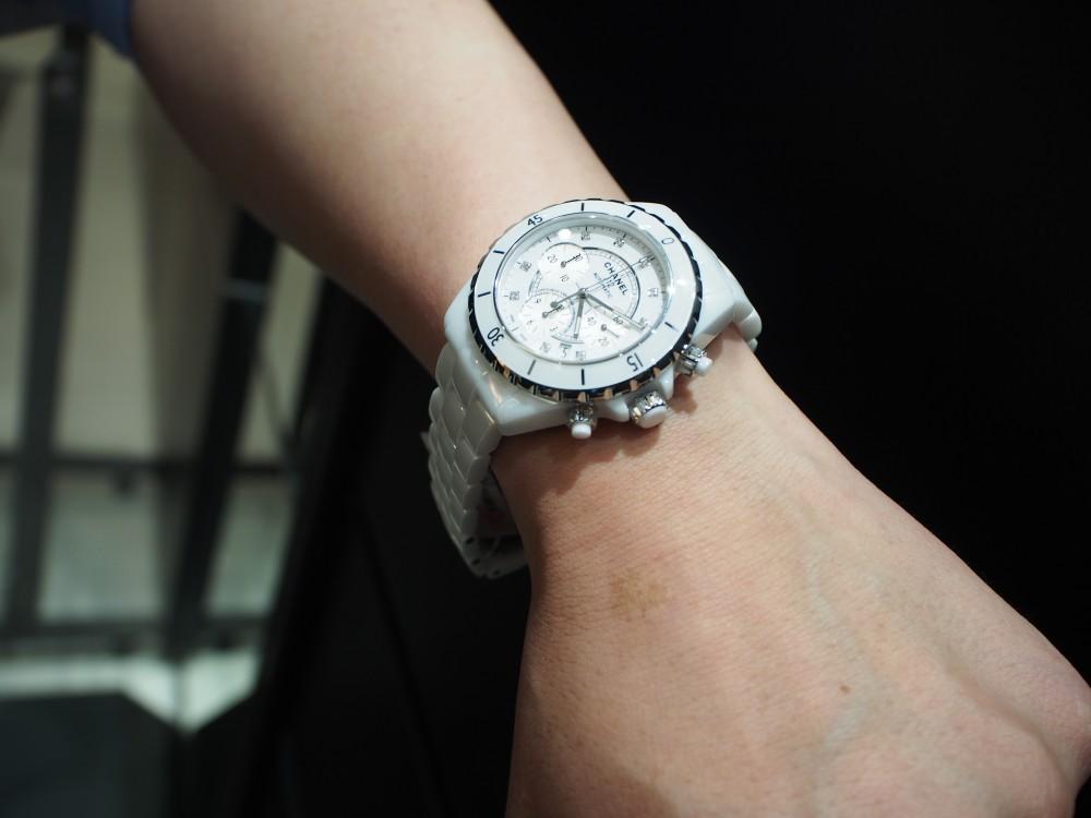 the latest c4e75 9a9c2 劣化を感じさせない時計!?!?本当かどうか実際に徹底比較 ...