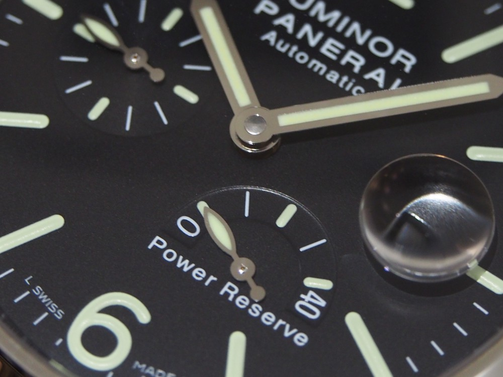 ラスト1本!?パネライ「PAM00090」-PANERAI -P4160980