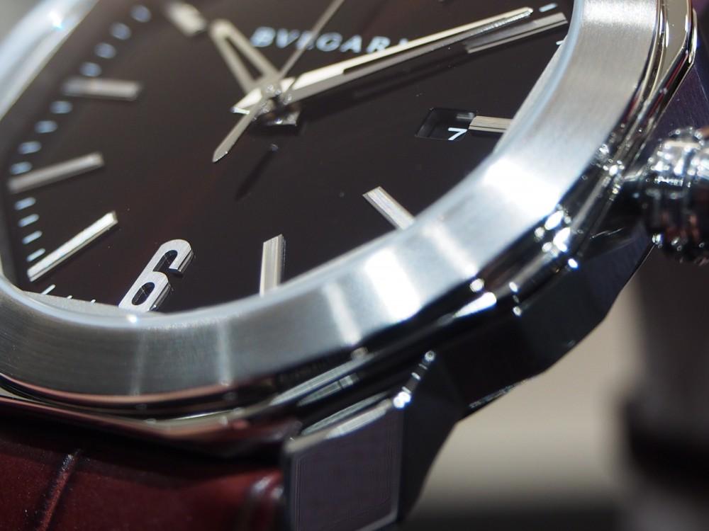 イタリアの名門ブルガリの意欲作『オクト ローマ』人気モデル-BVLGARI -P5060150