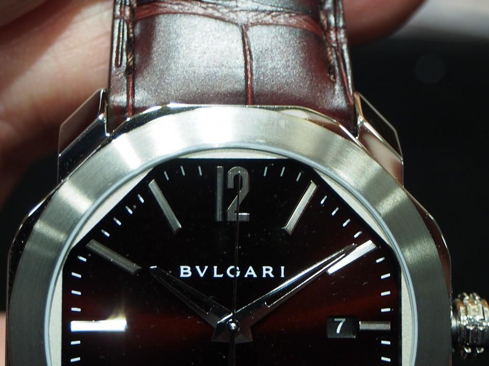 イタリアの名門ブルガリの意欲作『オクト ローマ』人気モデル-BVLGARI -P5060157