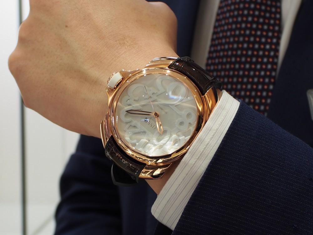 夏が来てから時計選びでは遅い!人気のモデルほど早く店頭から卒業します!/OSSO ITALY