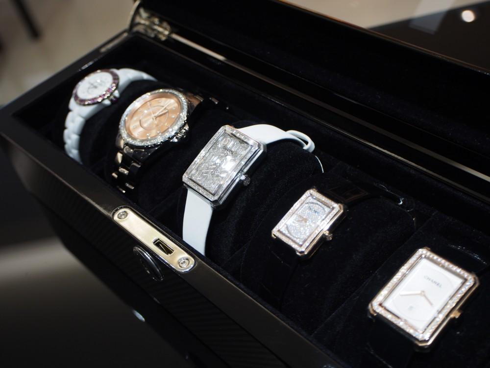 世界限定18本!!1本2000万超え!!?圧巻のゴージャス時計、ご体感下さい!!シャネル「ボーイフレンド アーティー ダイヤモンド 」H4893-CHANEL フェア・イベント情報 -P8101733