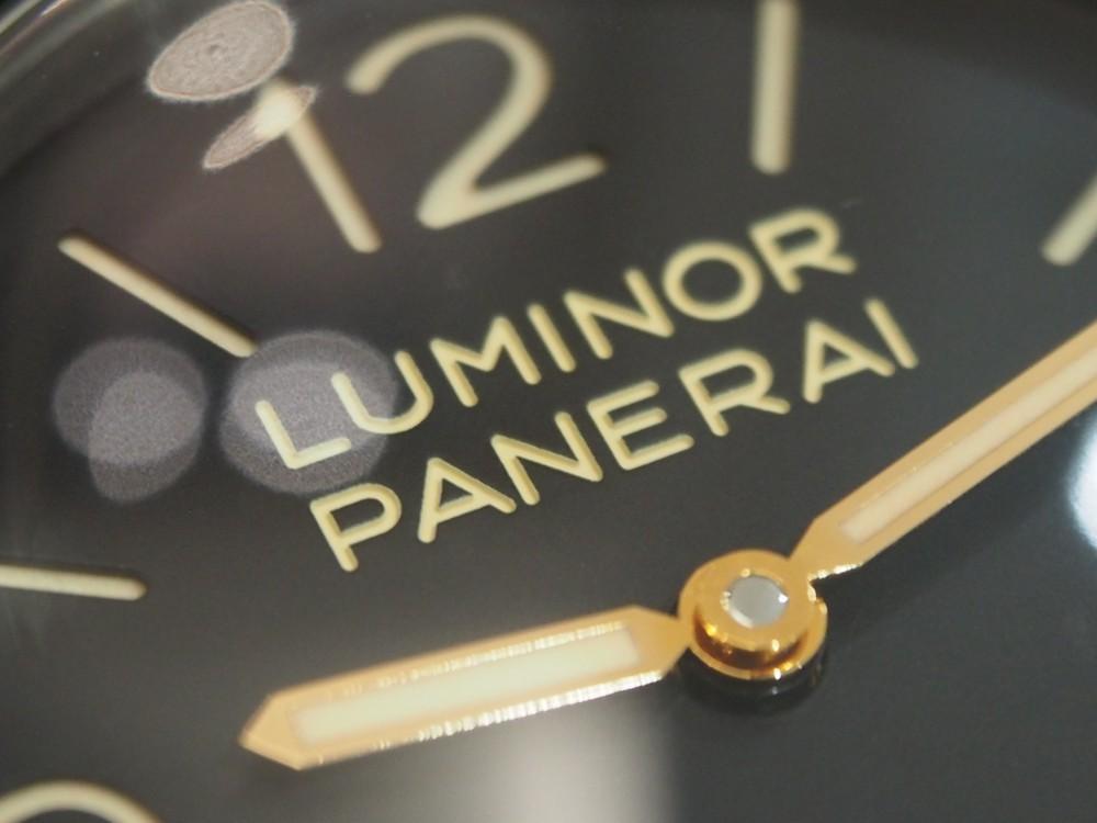 オリジナルの存在感があるからブランドなのです!パネライ ルミノール1950 3デイズ PAM00372 入荷しました。-PANERAI -P8111760