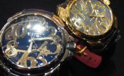 【OSSO ITALY】服装だけじゃなく、時計もオシャレしてますか??一本で一気にオシャレに!!