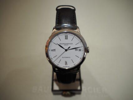 フォーマルシーンにオススメの人気の腕時計 ボーム&メルシエ 10332