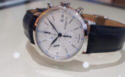 シンプルな時計こそ針が印象を左右する!!ボーム&メルシエ「クラシマ クロノグラフ」M0A10330