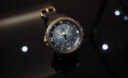長く付き合える時計といえばブロンズウォッチ 「IWC アクアタイマー・クロノグラフ エクスペディション・チャールズ・ダーウィン」
