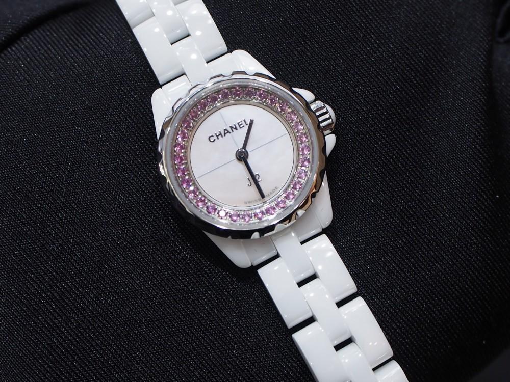 シャネルの時計を買うならJ12の限定モデルを狙うべき!!-CHANEL -PC180089