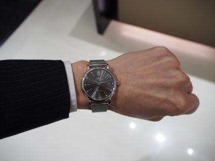 「IWC」パートナーとシェアできるユニセックスな腕時計