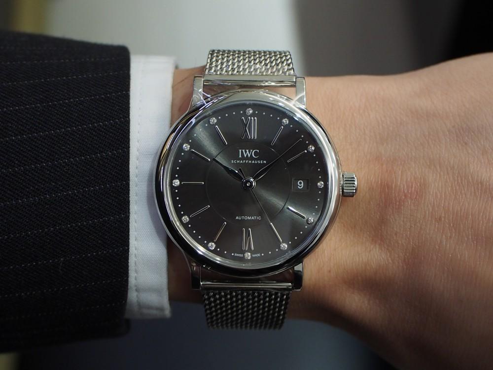 「IWC」パートナーとシェアできるユニセックスな腕時計-IWC -PC290249
