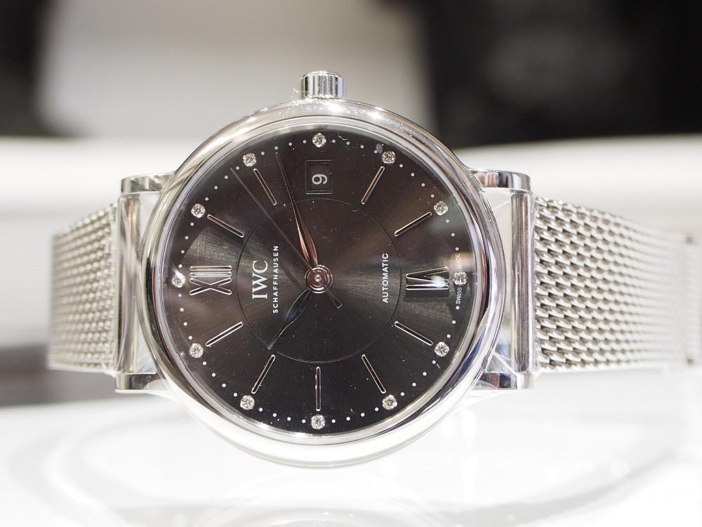 「IWC」パートナーとシェアできるユニセックスな腕時計-IWC -PC290251