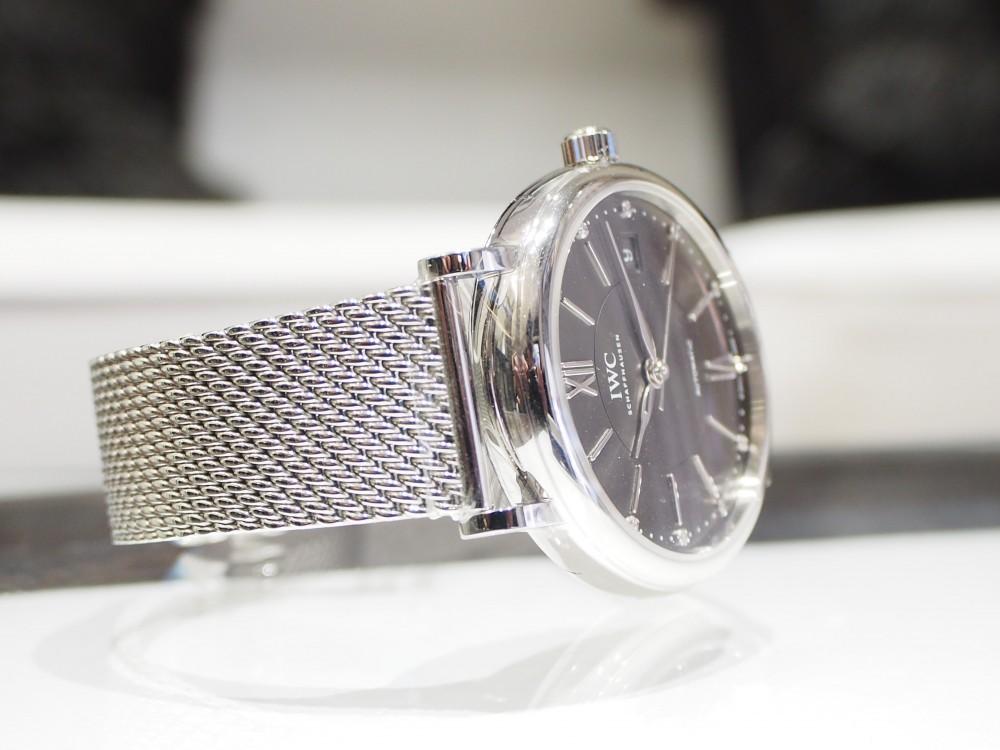 「IWC」パートナーとシェアできるユニセックスな腕時計-IWC -PC290252