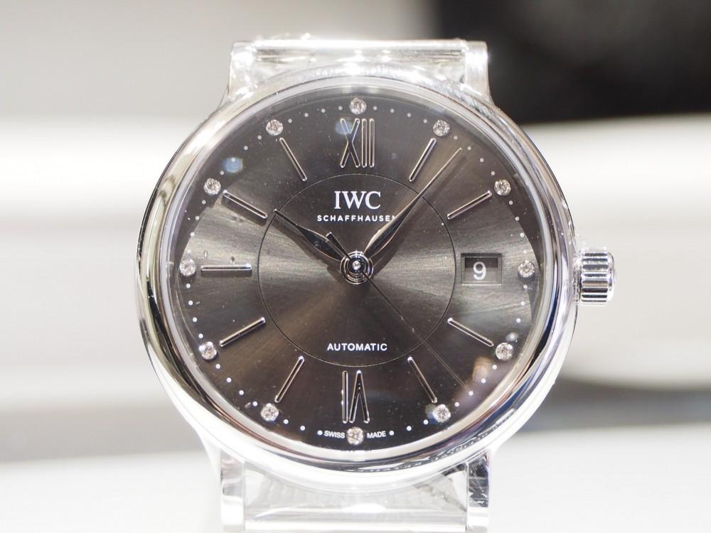 「IWC」パートナーとシェアできるユニセックスな腕時計-IWC -PC290253