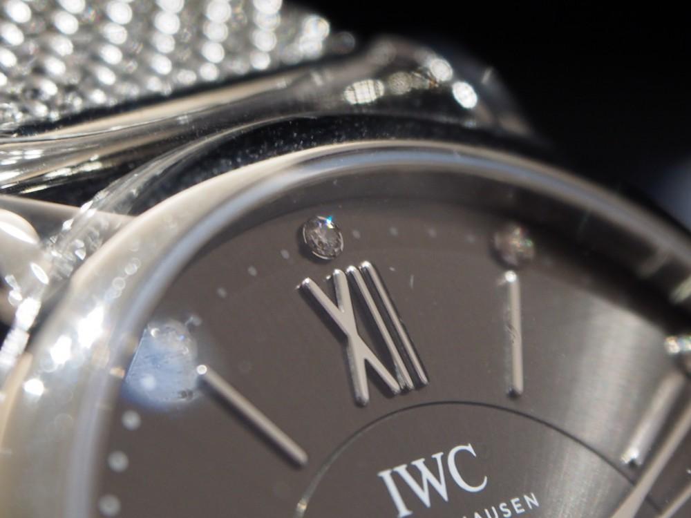 「IWC」パートナーとシェアできるユニセックスな腕時計-IWC -PC290254