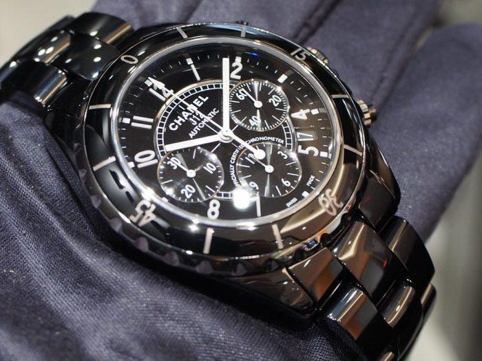 オシャレ男性必見!シャネルの時計が最強!!「J12 クロノグラフ(H0940)」-CHANEL -P1260492-700x525