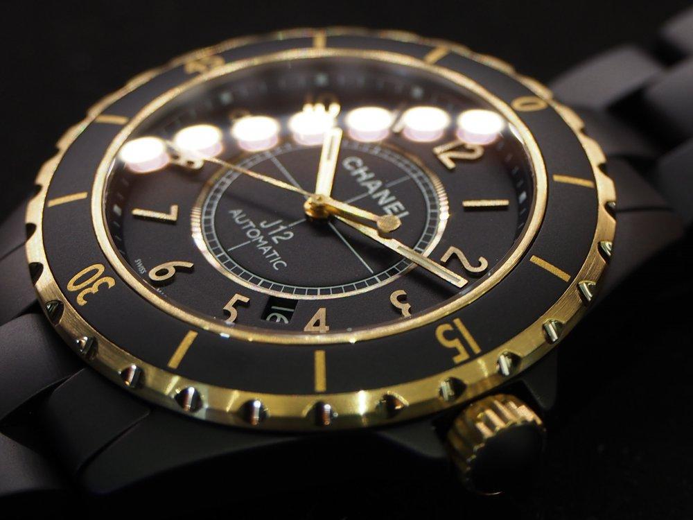平成の締めくくりに相応しい時計を。CHANEL「H2918」