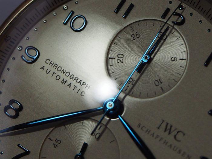 IWCといえば「ポルトギーゼ・クロノグラフ」!人気の理由を解説します!-IWC スタッフのつぶやき -P1310548-700x525