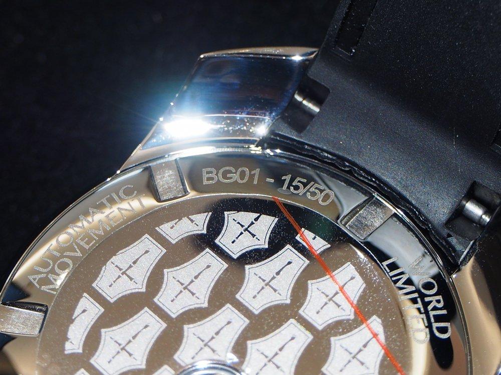 有名人御用達!おしゃれな腕時計 オッソ イタリィ「ヴィゴローソ」-OSSO ITALY -PB290295
