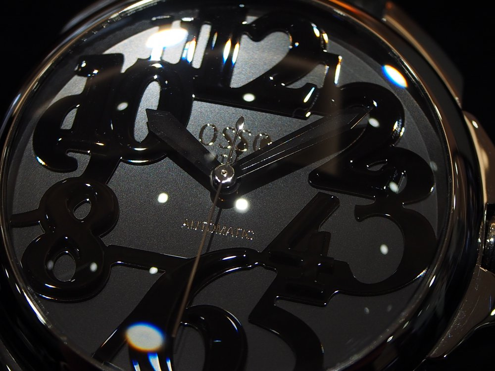 有名人御用達!おしゃれな腕時計 オッソ イタリィ「ヴィゴローソ」-OSSO ITALY -PB290305