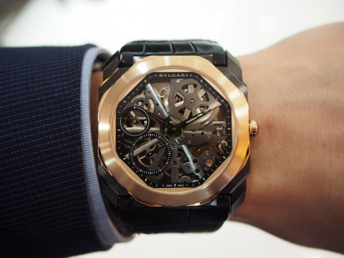 芸術的で豪華な時計と優雅な時間を「ブルガリ オクト フィニッシモ スケルトン」-BVLGARI -P2280250-700x525