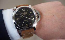 パネライ ルミノール1950 10デイズ GMT オートマティック アッチャイオ / PAM00533