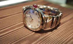 新生活に、輝く女性のための時計「ブルガリ ルチェア」