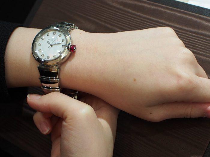 新生活に、輝く女性のための時計「ブルガリ ルチェア」-BVLGARI -P3140456-700x525