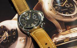 イタリア海軍愛用!! 当時のデザインを忠実に再現「PAM00590」