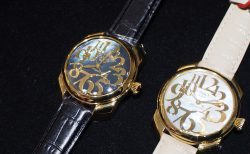 大きめサイズの時計で華やかさと女性らしさを演出!!オッソイタリィ「アンジェラ」