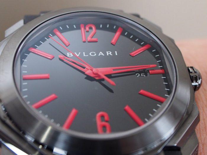 ブルガリ オクト・ウルトラネロが入荷!イタリアデザインで差をつける!!-BVLGARI -P3250486-700x525