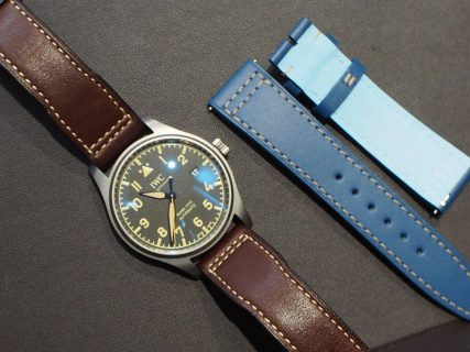 【ジャン・ルソー】春夏用に向けて、時計のベルトも爽やかに衣替えしませんか?理想のオーダーベルト承ります!