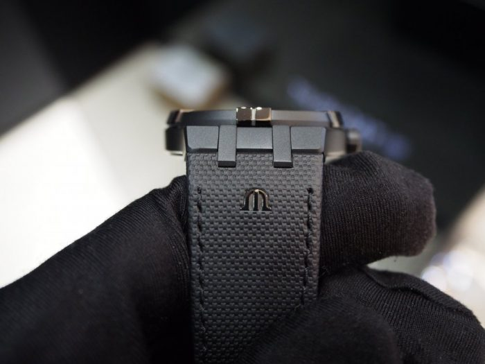 【モーリス・ラクロア】2019年新作入荷しました!アイコン オートマティック ブラック-MAURICE LACROIX -P4050626-700x525