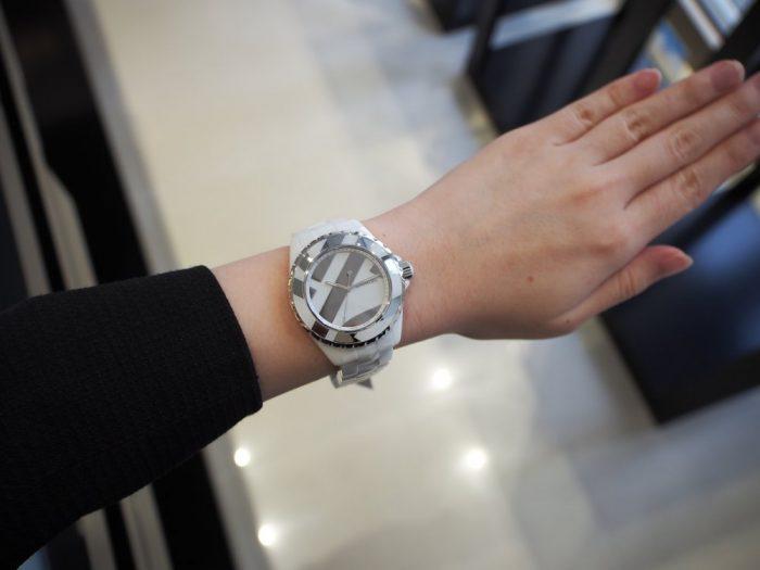 シャネルの時計を買うなら限定モデルを狙え!! 世界1200本限定「J12 アンタイトル」-CHANEL スタッフのつぶやき -P4060637-700x525
