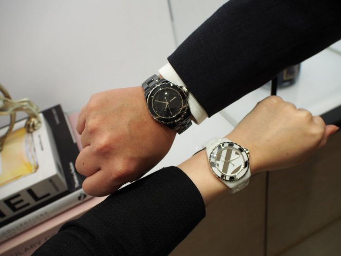 シャネルの時計を買うなら限定モデルを狙え!! 世界1200本限定「J12 アンタイトル」-CHANEL スタッフのつぶやき -P4060639-700x525