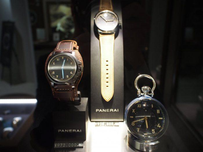 ユニークダイヤルが3本揃い踏み!!「PAM00424・PAM00651・PAM00779」-PANERAI -P4080672-700x525