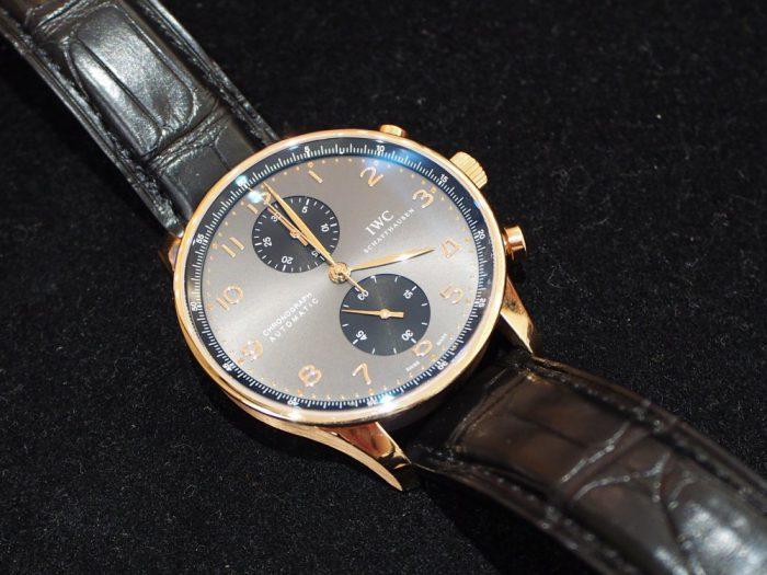 【ジャン・ルソー】世界に一つだけの時計!?ご自身の時計をオンリーワンの時計に変身いたします!-IWC Jean Rousseau スタッフのつぶやき -P4210002-700x525