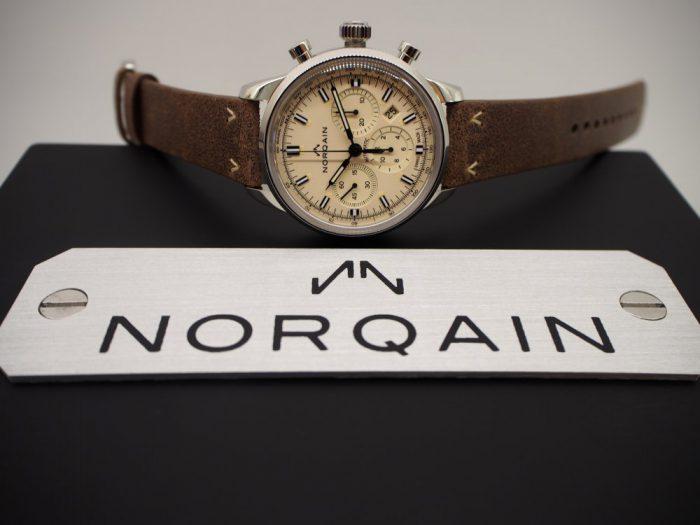 取り扱い開始!新ブランド「ノルケイン」が実現した本物のスイス時計に感動! -NORQAIN 鹿児島店からのお知らせ -P4250045-700x525